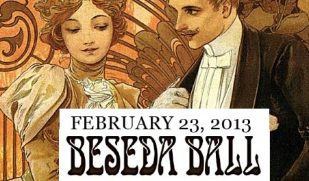 Beseda Ball at Bohemian National Hall