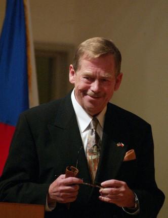 USA - Havel, návštìva -  foto Ondøej Nìmec