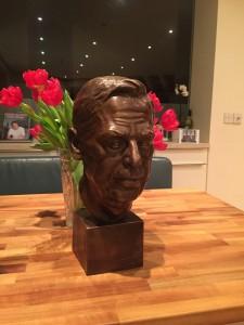 Bust by Marie Seborova