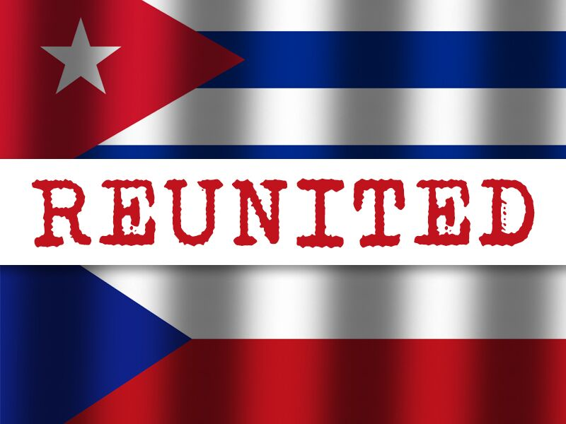 Cuba reunited