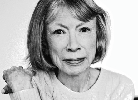 Joan Didion Photo By Brigitte Lacombe
