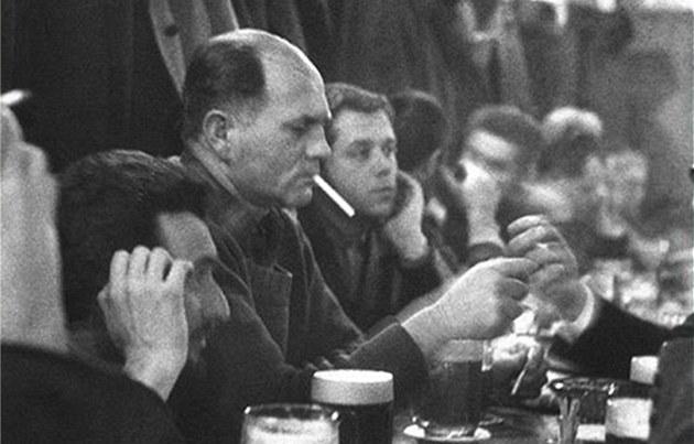 Bohumil Hrabal and Vaclav Havel