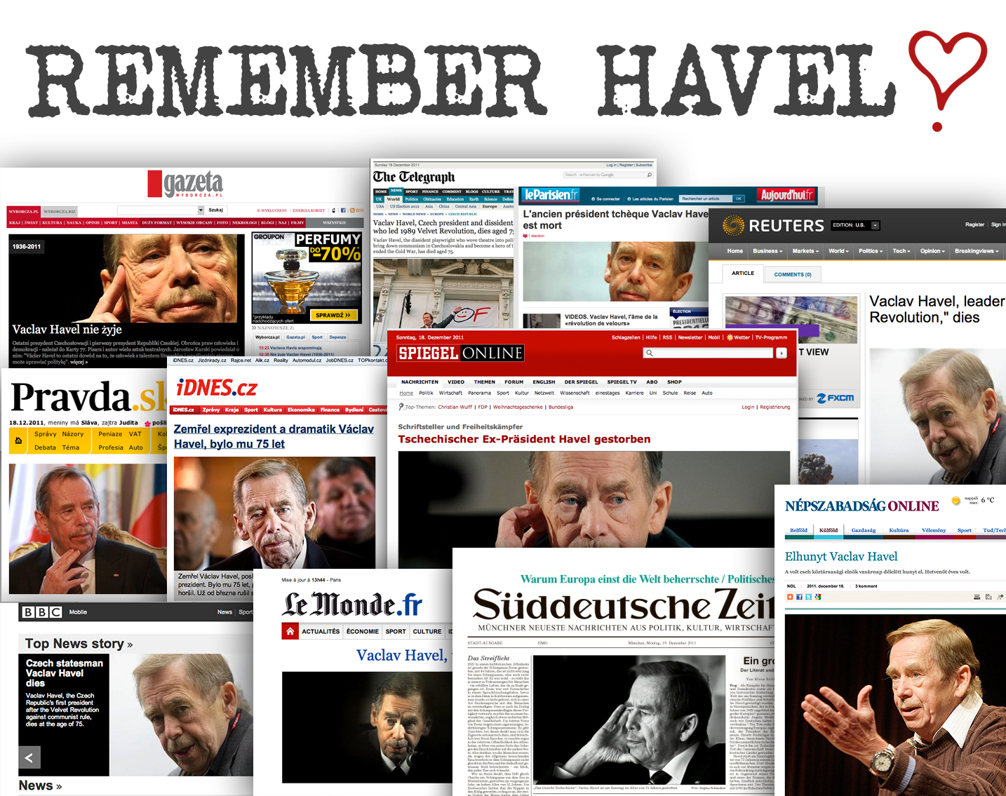 Remember Havel