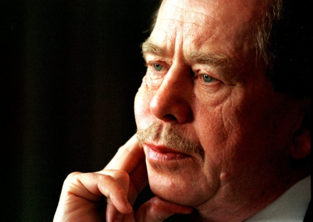 Vaclav Havel is honoured for his role in bringing the Czech Republic into the heart of European life