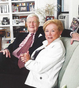 Wendy and Bill Luers