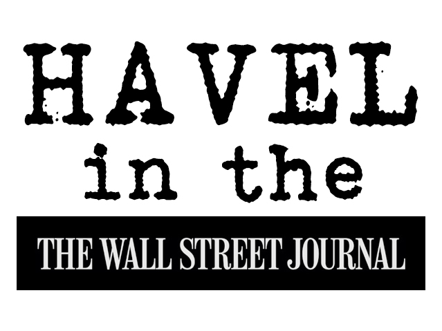 Havel's Humanity