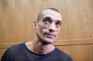 Pyotr Pavlensky