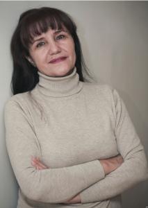 Uzbek film director Umida Akhmedova
