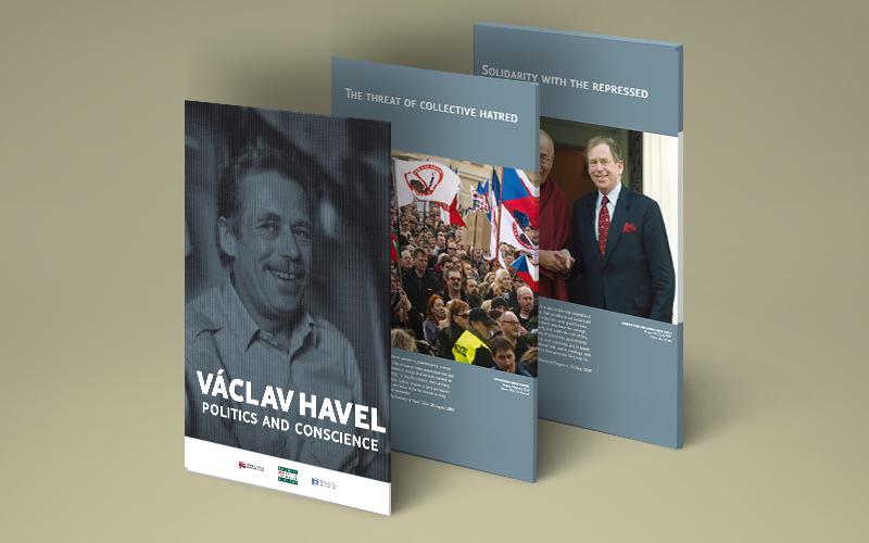 Vaclav Havel – Politics and Conscience