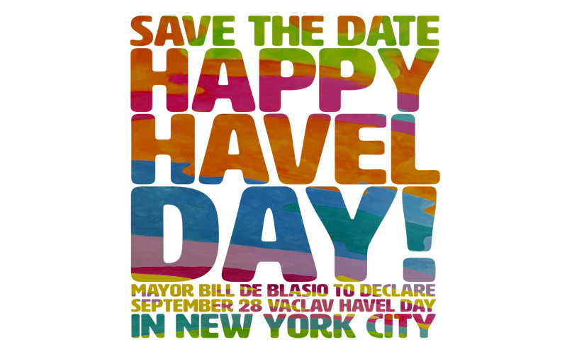 Happy Havel Day | September 28, 7 PM