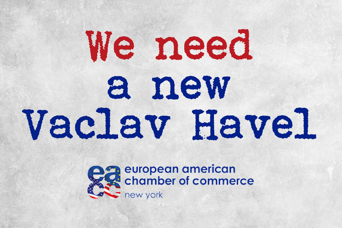 Sally Painter on the Crisis Facing Europe: We need a new Vaclav Havel