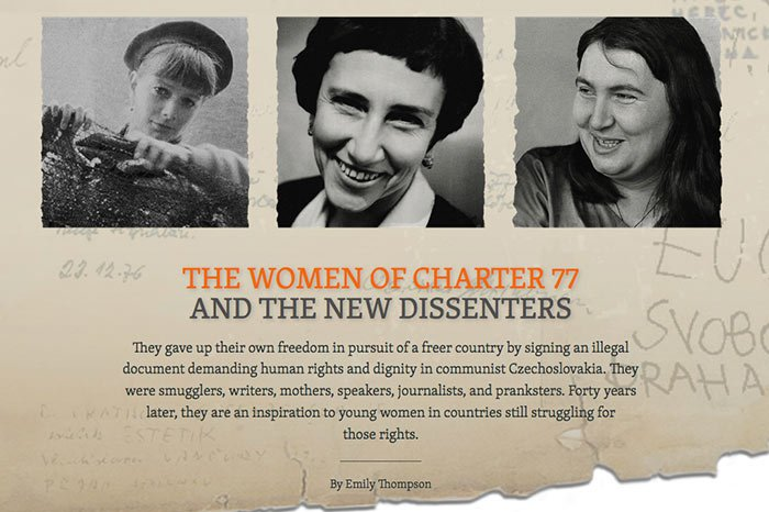 The Women of Charter – The Vaclav Havel Library Foundation eb0f5cd6786