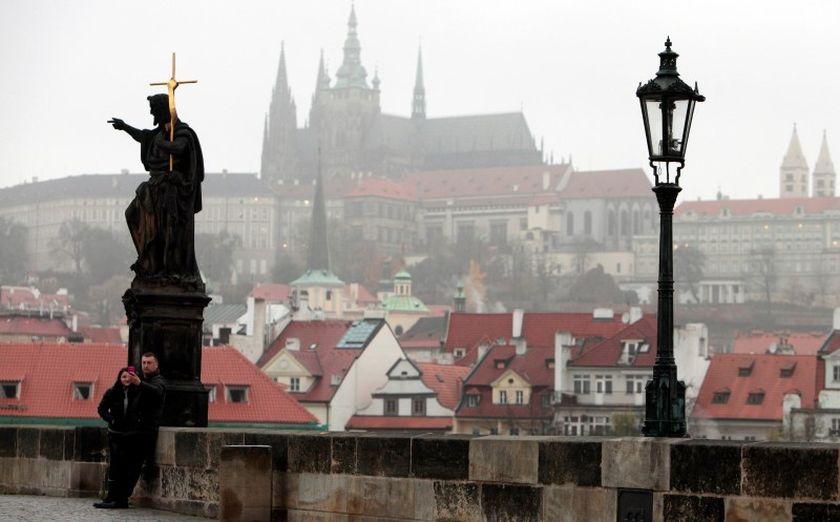 Prague church rings in new bell for Vaclav Havel