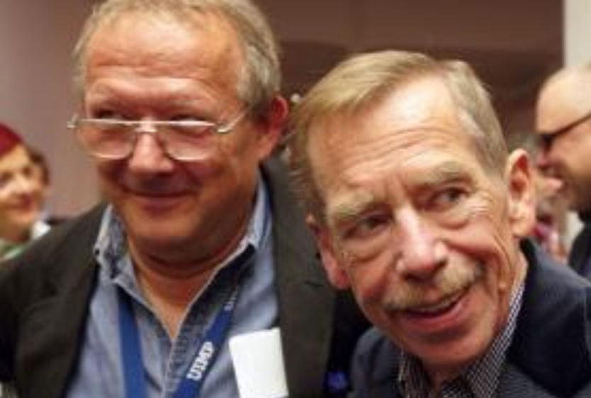 Long after the Cold War, have we become our opponents? Václav Havel weighs in