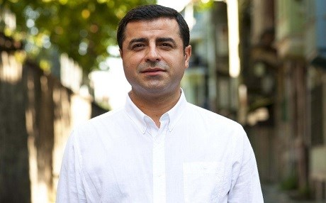 HDP coleader Selahattin Demirtas Photo HDP