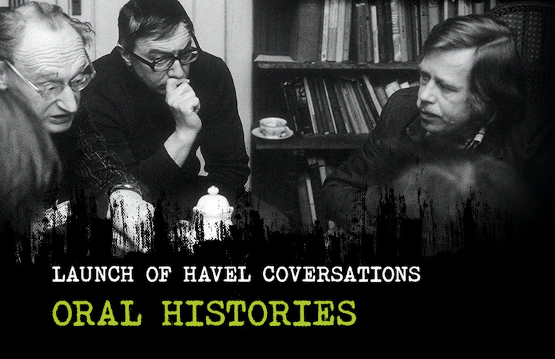 About the Havel Conversations Collection