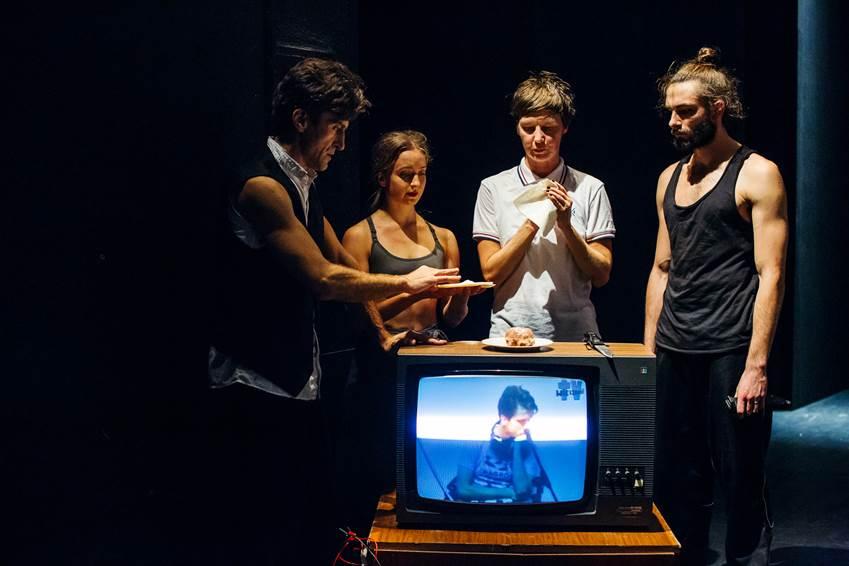 The Dada von Bzdülöw Theatre from Poland presents an INTRO