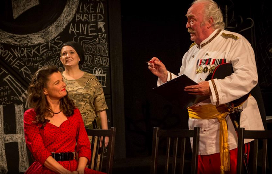 The Conspirators at Holden Street Theatres