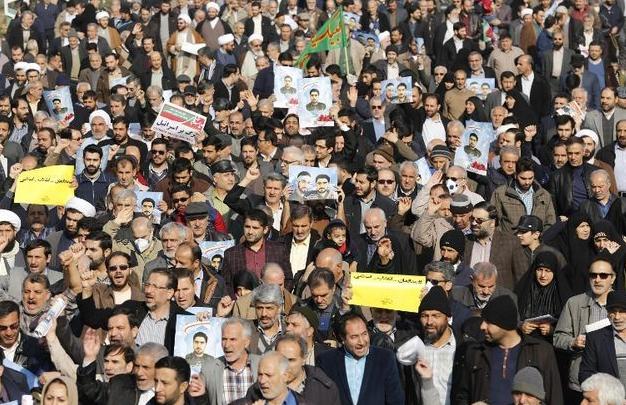 Iranian uprising