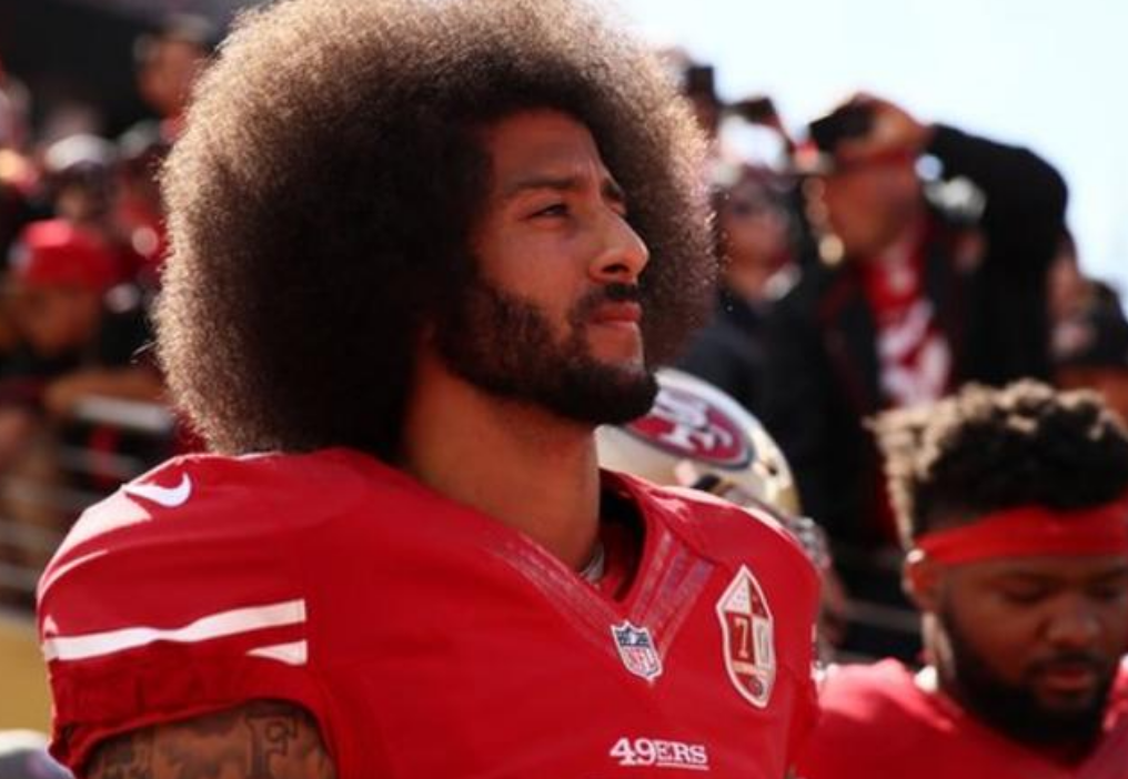 Kaepernick honored with Amnesty International award… in the Netherlands
