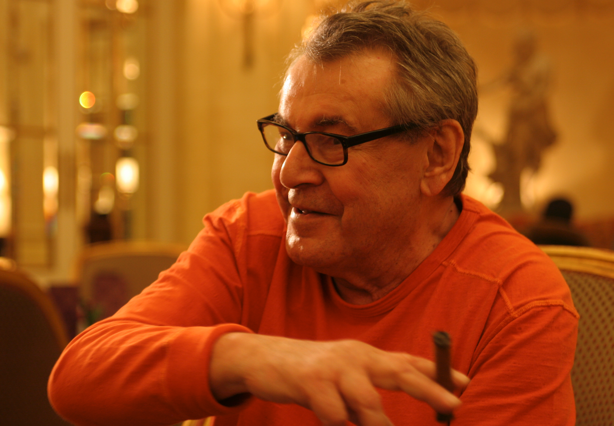 One Flew Over the Cuckoo's Nest Director Milos Forman Dies at 86