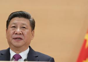 Xi Jinping in 2017
