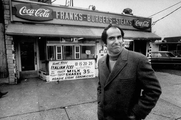 Philip Roth Getty