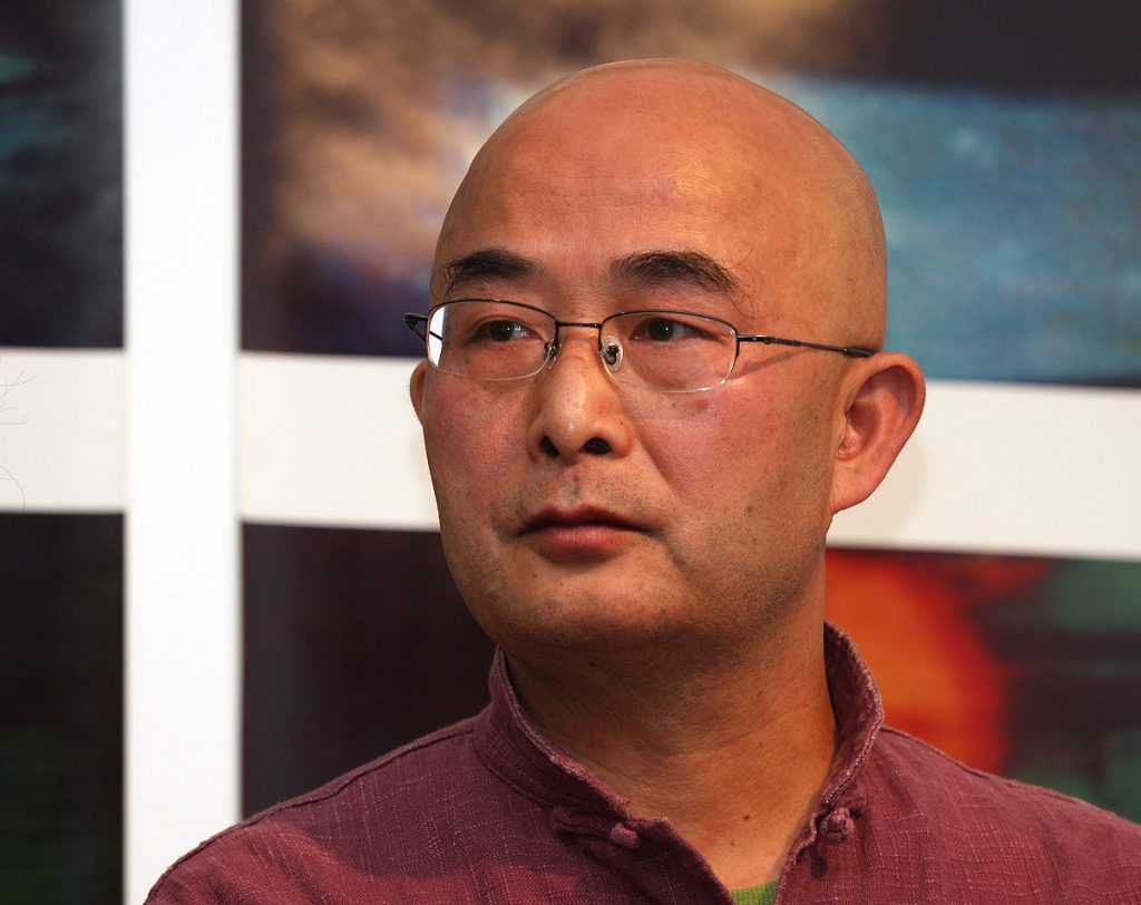 Vaclav Havel Library Foundation Announces Liao Yiwu as the 2018 Winner, Disturbing the Peace, Award for a Courageous Writer at Risk