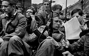 osef Koudelka Magnum Photos