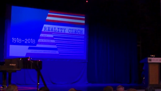 Reality Czech gala video