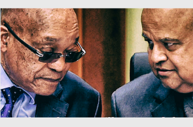 The core values that once illuminated the ANC now provide the moral backbone of Gordhan's Zondo submission