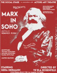 Marx in Soho