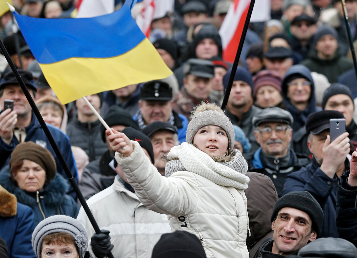Time for Ukraine's post-revolution liberals to step up