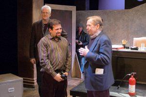 Havel and I talk