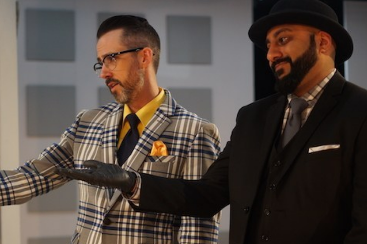 Review: Vaclav Havel's The Memo at Organic Theater Portrays Government as Farce With Fedoras