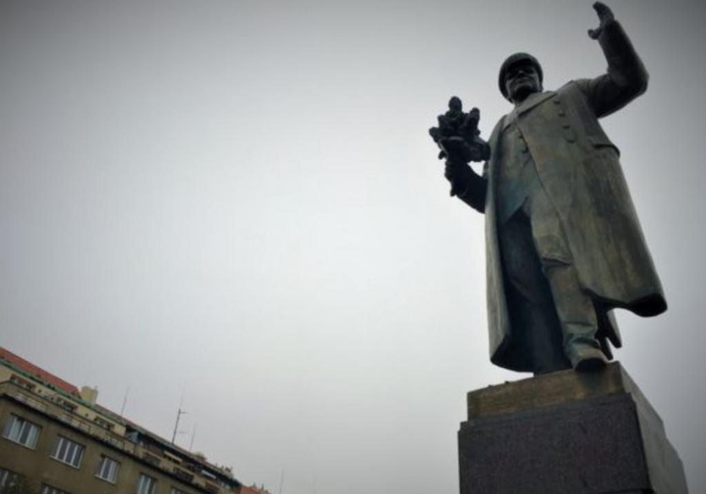 Marshal Konev