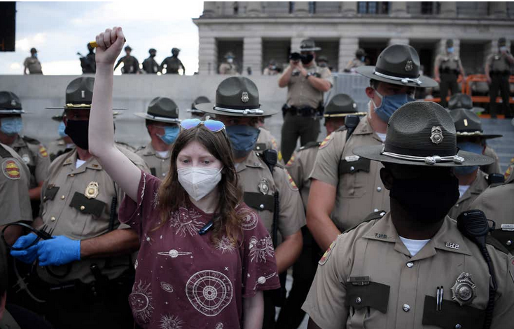 Tennessee's anti-protest law is a step in the direction of authoritarianism | Opinion