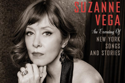 Album: Suzanne Vega – An Evening of New York Songs and Stories