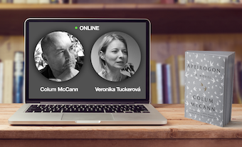 HAVEL CONVERSATIONS ON ZOOM: Colum McCann in Discussion with Veronika Tuckerova