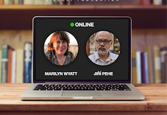 HAVEL CONVERSATIONS ON ZOOM: Jiri Pehe in Discussion with Dr. Marilyn Wyatt