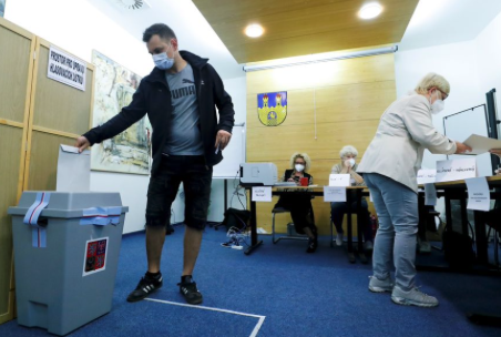 Czech voters oust communists from parliament for first time since 1948